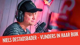 Niels Destadsbader - Vlinders in Haar Buik | Live bij Q