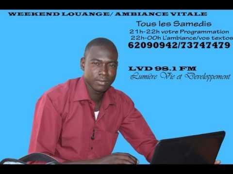 Weekend Louange Ambiance Vitale sur LVD 98.1 FM OUAGA/BURKINA FASO