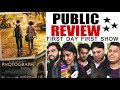 """Photograph"" Movie Public Review 