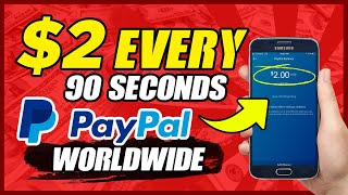 🔥 Get Paid Liking Videos - $2 Every 90 Seconds Free Paypal Money (WORLDWIDE!)