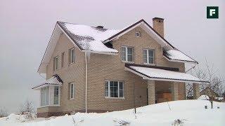 Планировка и самодельные детали интерьера в доме на холме //FORUMHOUSE
