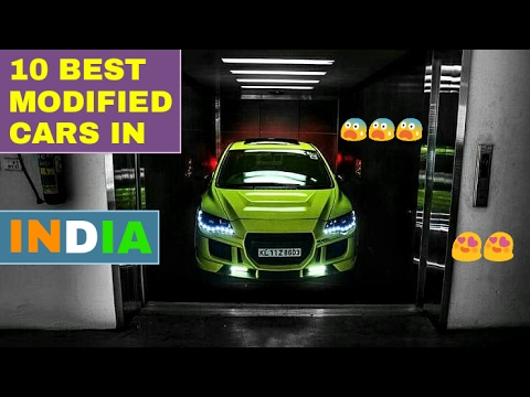 Top 10: Best Modified Cars in India ! ! ! (Part 10)