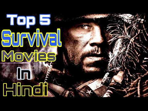 Top 5 Best Survival Movies In Hindi || All Time Hits