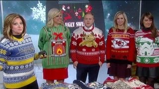 Capitalizing on the ugly Christmas sweater craze