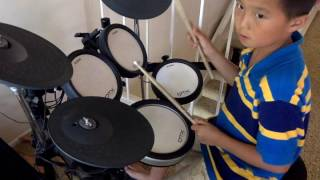 Video James Zhou - We Don't Talk Anymore by Charlie Puth ft. Selena Gomez - Drum Cover download MP3, 3GP, MP4, WEBM, AVI, FLV Januari 2018