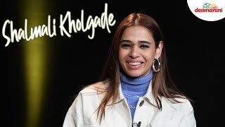 Gambar cover Shalmali Kholgade Reveals Her Issues With Singing Bollywood Songs And Why She's Focusing On Singles