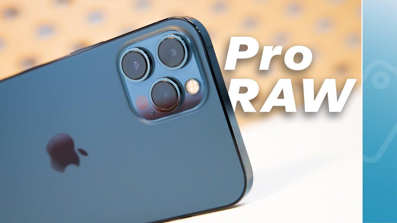 Apple ProRAW trên iPhone 12 Pro: Quá Đỉnh!!