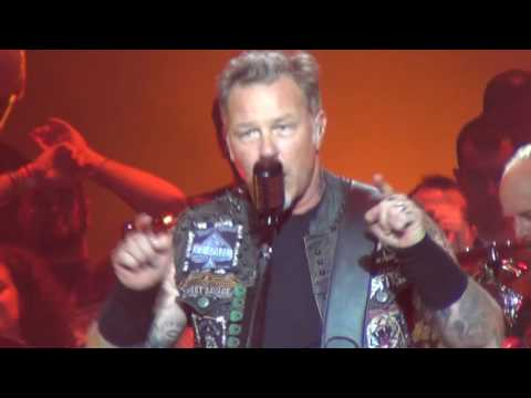 Metallica - Live @ Saint Petersburg 2015 (Multicam by VinZ) full show