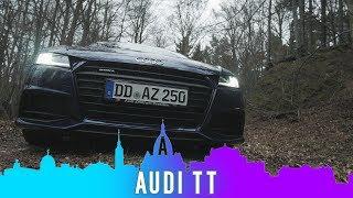 Audi TT   Der Test   Fahrbericht   Review   Deutsch   2017