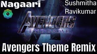 Video The Avengers Theme - Nagaari & Sushmitha Ravikumar | Indian Edition download MP3, 3GP, MP4, WEBM, AVI, FLV November 2018