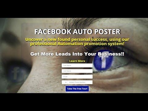 Wefbee Facebook Poster overview
