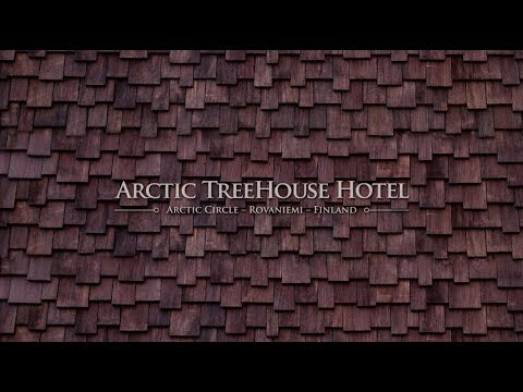 Arctic TreeHouse Hotel concept
