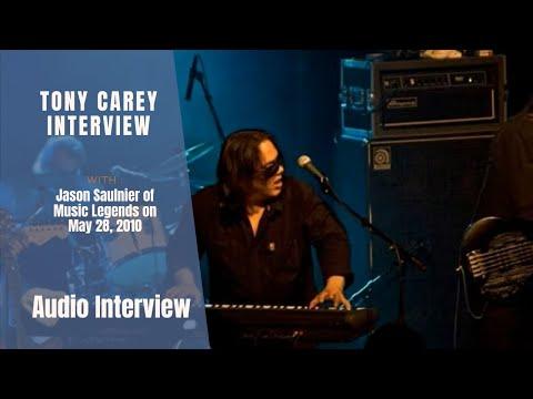 Tony Carey Interview  Rainbow