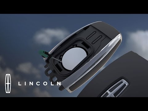 When your Vehicle or Key Fob Battery Dies | How-To | Lincoln