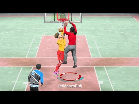NBA 2K20 My Career EP 101 – Moses Park With Luk!