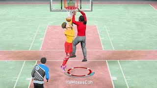 NBA 2K20 My Career EP 101 - Moses Park With Luk!