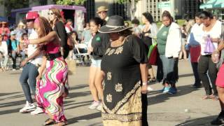 dance a vision world dance stage   oakland art soul fest 2013   funk d up tv