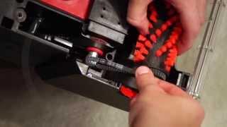 deep clean essential belt change 8852 and 1887 series
