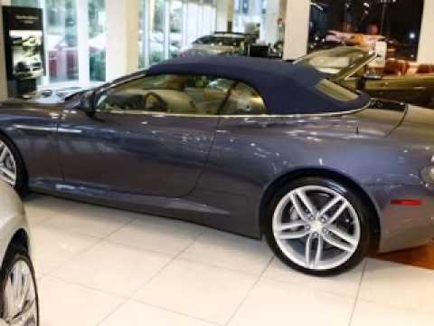 Aston Martin DB Naples FL YouTube - Aston martin naples