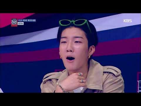 댄싱하이 - YG가 극찬한 제 2의 보아 김민정! 20180907