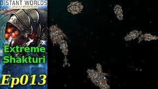 Distant Worlds - Extreme Shakturi - [1/2] Ep013 - Haako Debris Field