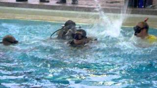Navy EOD Dive Prep