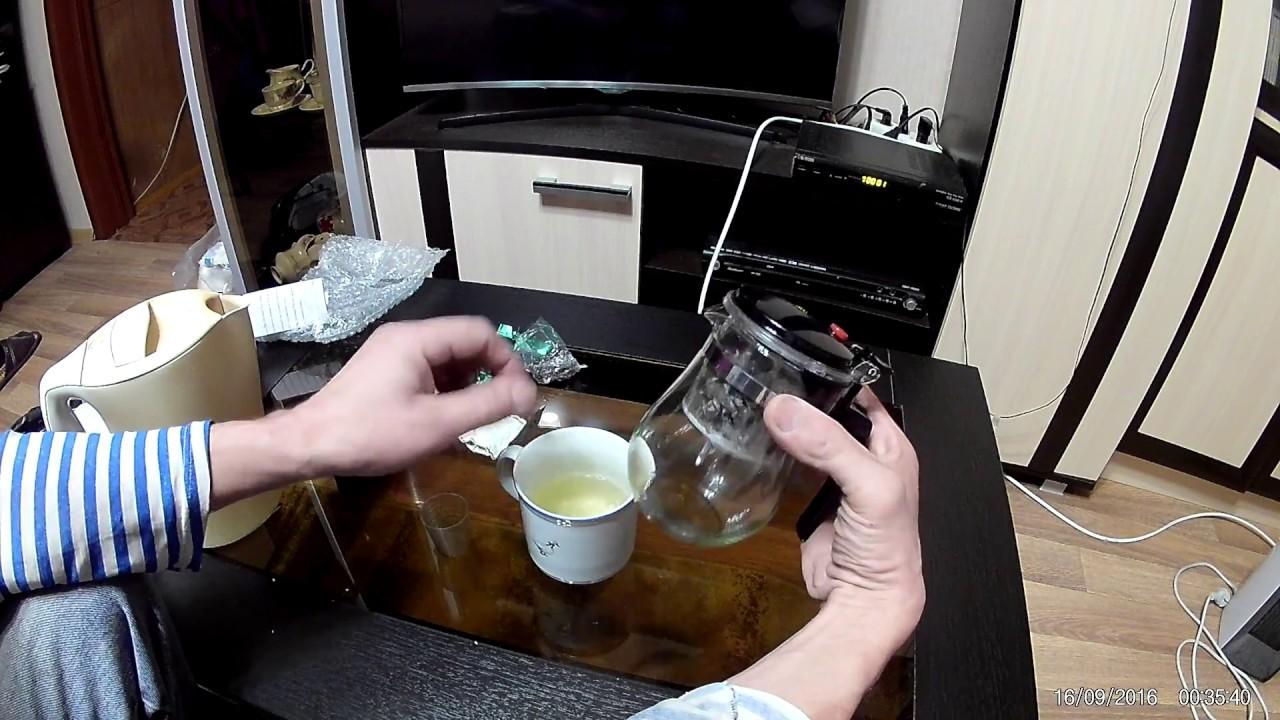 Китайский белый чай Бай Му Дань «Белый Пион». Чайхана #3 - YouTube