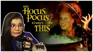 Hocus Pocus Isn't How I Remember... | Halloween Movie Commentary