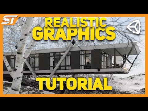 How to get Realistic Graphics in Unity