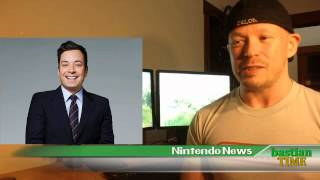 Nintendo News: Jimmy Fallon gets dating advice from Nintendo