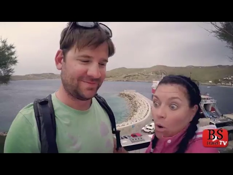 S3 E10: It's kinda like WHOA! Kea, Greece Travel Guide