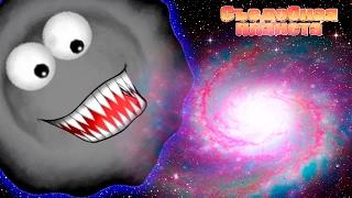 Съедобная ПЛАНЕТА 11 ФИНАЛ Глазастик СЪЕЛ ВСЕЛЕННУЮ Игровой мультфильм для детей Tasty Planet