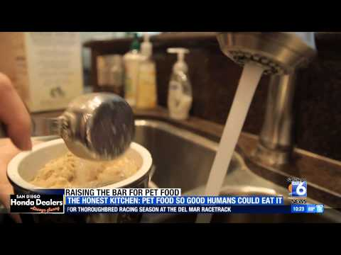 Channel 6 San Diego News Reviews The Honest Kitchen