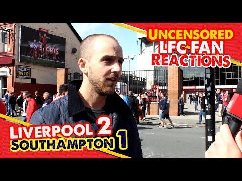 'Hendo's ball was football sex' | Liverpool 2 - 1 Southampton | LFC Fan Reactions