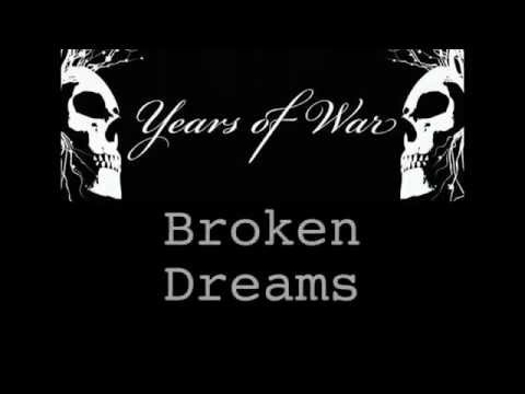 Broken Dreams - Lyric Video