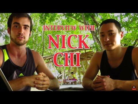 Krabi, Thailand - Entrepreneur Interview on the Beach!