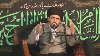السيد منير الخباز - لقاء الإمام المهدي عجل الله فرجه لقاء الله عزوجل