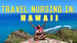 Travel RN living in HAWAII!!   A. Lee TV