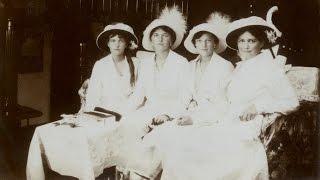 OTMA — Grand Duchesses Olga, Tatiana, Maria & Anastasia