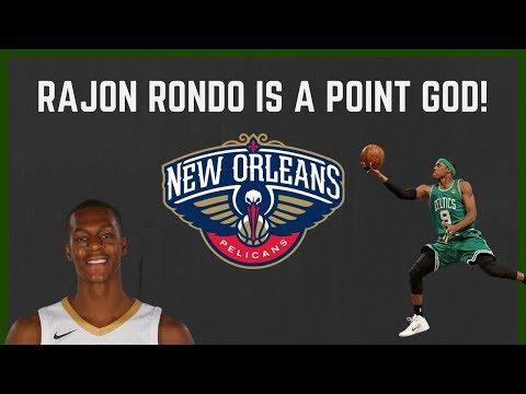 Can Rajon Rondo