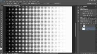 Photoshop-Tutorial: Erstellen Sie ein Halbton-Effekt -HD-