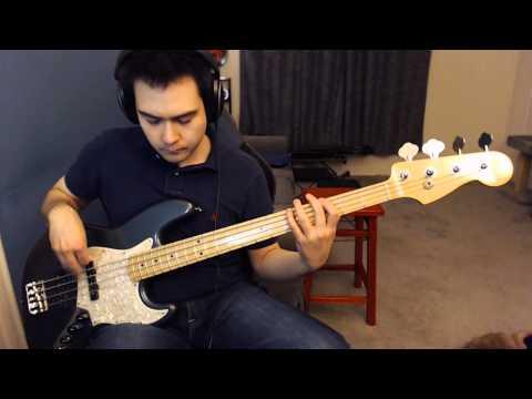 Self Esteem (The Offspring) bass cover
