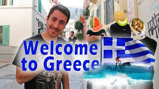 Welcome to Greece ! | Music Video (feat K.X.)