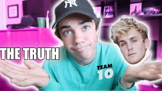 The UNBIASED truth about JAKE PAUL and how he REALLY treats TEAM 10...