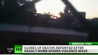 Syrie:Russia Today. Veto à l'ONU et situation à Damas 19 Juillet 2012
