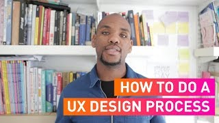 How To Do A UX Design Process Part 1 | #WallaceTV