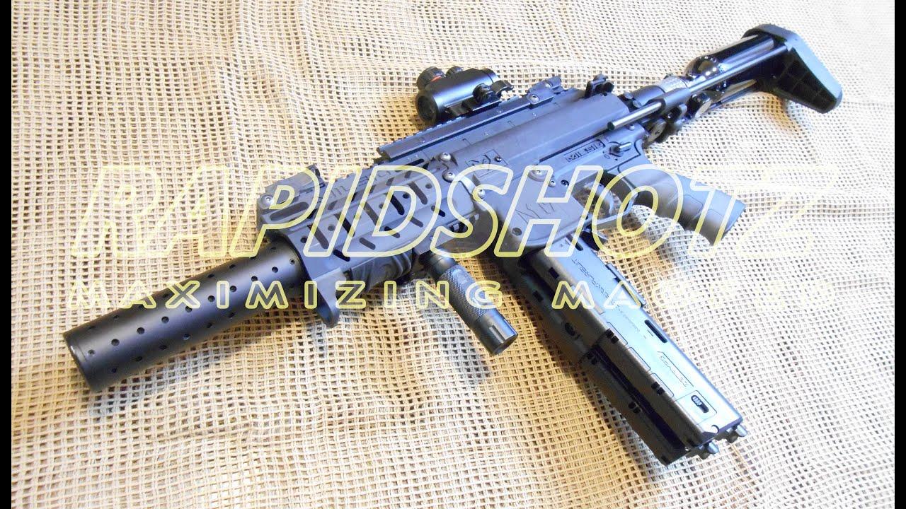 RapidShotz - MILSIG Industries M17 SMG