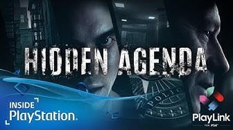 Hidden Agenda für PS4: Alles, was ihr über den interaktiven PlayLink Thriller wissen müsst