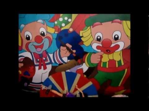 Patati Patata Circo - Arte e Magia Decoração Infantil