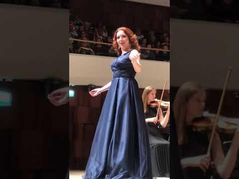 Vasilisa Berzhanskaya (25!!) Rossini: ария Елены из «Девы озера». Belcanto. Василиса Бержанская